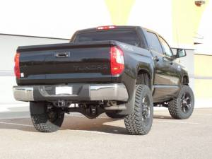 "2014 TOYOTA TUNDRA WITH 4.5"" BDS SUSPENSION LIFT"