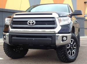 "HCP 4x4 Vehicles - 2015 TOYOTA TUNDRA 3"" TOYTEC BOSS SUSPENSION 34"" TOYO MT - Image 2"