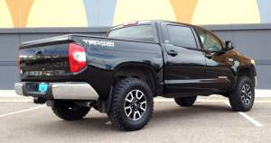 "HCP 4x4 Vehicles - 2015 TOYOTA TUNDRA 3"" TOYTEC BOSS SUSPENSION 34"" TOYO MT - Image 6"