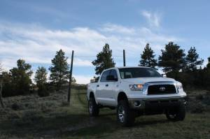 "2008 TOYOTA TUNDRA  BDS 4.5"" SUSPENSION LIFT (BUILD#41229)"
