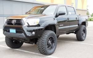 "2014 TACOMA 6"" BDS SUSPENSION 35"" TOYO MT TIRES"