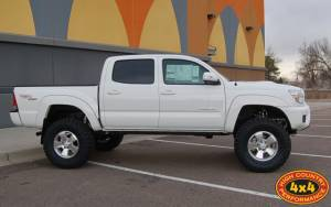 "HCP 4x4 Vehicles - 2014 TOYOTA TACOMA WITH 6"" BDS SUSPENSION LIFT (BUILD# 49843) - Image 4"