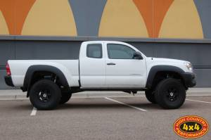 "2013 TOYOTA TACOMA W/ KING CUSTOM 4"" SUSPENSION (BUILD #49036)"