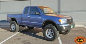"Toyota - Toyota Tacoma 1995-2004 - HCP 4x4 Vehicles - TACOMA 1999 WITH AN OME 2.5"" LIFT"