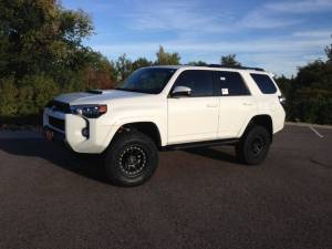 "HCP 4x4 Vehicles - 2014 TOYOTA 4RUNNER ""STORM TROOPER"" - Image 3"