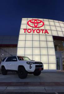 "HCP 4x4 Vehicles - 2014 TOYOTA 4RUNNER ""STORM TROOPER"" - Image 5"