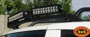 2010 FJ CRUISER WITH RIGID INDUSTRIES LED LIGHTS