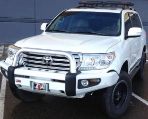 "HCP 4x4 Vehicles - 2015 TOYOTA LAND CRUISER OME 2"" SUSPENSION ARB BUMPERS - Image 4"