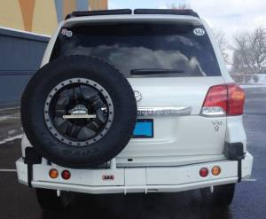 "HCP 4x4 Vehicles - 2015 TOYOTA LAND CRUISER OME 2"" SUSPENSION ARB BUMPERS - Image 7"