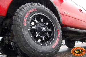 "2013 F150 4.5"" SUSPENSION GENERAL GRABBERS"