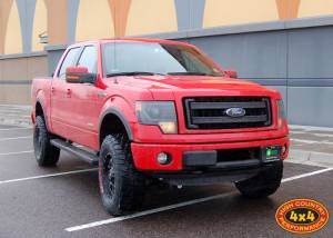 "FORD - FORD F150 TRUCKS (2009-2014) - HCP 4x4 Vehicles - 2013 F150 4.5"" SUSPENSION GENERAL GRABBERS"