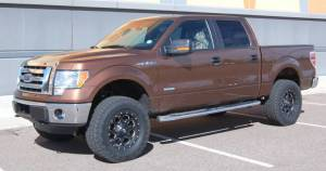 "HCP 4x4 Vehicles - 2014 F150 4.5"" SUSPENSION - Image 2"