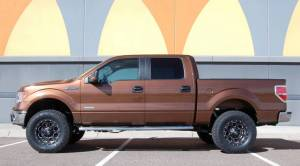 "HCP 4x4 Vehicles - 2014 F150 4.5"" SUSPENSION - Image 4"