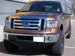 "HCP 4x4 Vehicles - 2014 F150 4.5"" SUSPENSION - Image 7"