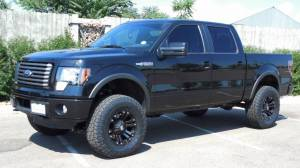 "2014 FORD F150 4.5"" SUSPENSION"