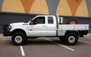 "HCP 4x4 Vehicles - 2015 FORD F350 4.5"" KING COILOVER SUSPENSION (BUILD #67853) - Image 2"