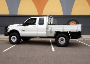 "2015 FORD F350 4.5"" KING COILOVER SUSPENSION (BUILD #67853)"