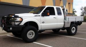 "HCP 4x4 Vehicles - 2015 FORD F350 4.5"" KING COILOVER SUSPENSION (BUILD #67853) - Image 4"