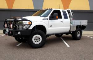 "HCP 4x4 Vehicles - 2015 FORD F350 4.5"" KING COILOVER SUSPENSION (BUILD #67853) - Image 5"