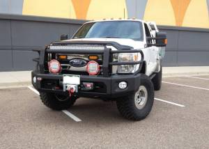 "HCP 4x4 Vehicles - 2015 FORD F350 4.5"" KING COILOVER SUSPENSION (BUILD #67853) - Image 7"