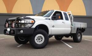 "HCP 4x4 Vehicles - 2015 FORD F350 4.5"" KING COILOVER SUSPENSION (BUILD #67853) - Image 9"