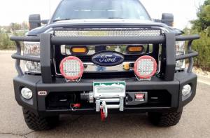 "HCP 4x4 Vehicles - 2015 FORD F350 4.5"" KING COILOVER SUSPENSION (BUILD #67853) - Image 10"