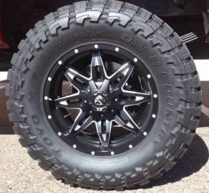 "2015 FORD F350 SUPERDUTY BDS 6"" SUSPENSION 37 X 20 TOYO MT"
