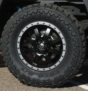 "HCP 4x4 Vehicles - 2014 FORD RAPTOR 4"" BDS SUSPENSION W/ KING COILOVERS (BUILD#71056) - Image 3"