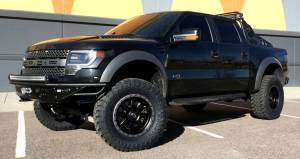 "2014 FORD RAPTOR 4"" BDS SUSPENSION W/ KING COILOVERS"