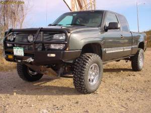 "GMC / CHEVROLET - CHEVY / GMC 1500 PICKUPS (1999-2006) - HCP 4x4 Vehicles - 2003 1500 W/ BDS 6"" LIFT"