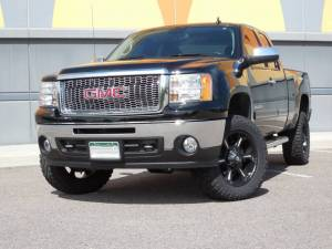 "GMC / CHEVROLET - CHEVY / GMC 1500 PICKUPS (2007-2013) - HCP 4x4 Vehicles - 2012 GMC SIERRA 1500 WITH 4"" BDS SUSPENSION"