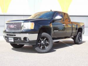 "HCP 4x4 Vehicles - 2012 GMC SIERRA 1500 WITH 4"" BDS SUSPENSION - Image 2"