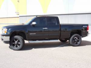 "HCP 4x4 Vehicles - 2012 GMC SIERRA 1500 WITH 4"" BDS SUSPENSION - Image 3"