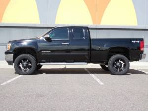 "HCP 4x4 Vehicles - 2012 GMC SIERRA 1500 WITH 4"" BDS SUSPENSION - Image 4"