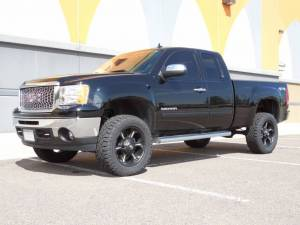 "HCP 4x4 Vehicles - 2012 GMC SIERRA 1500 WITH 4"" BDS SUSPENSION - Image 6"