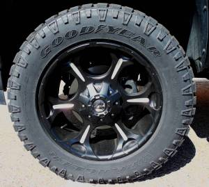 "HCP 4x4 Vehicles - 2012 GMC SIERRA 1500 WITH 4"" BDS SUSPENSION - Image 7"