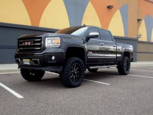 Chevrolet/GMC - Chevy/GMC 1500 Pickups 2014-2017 - HCP 4x4 Vehicles - 2014 GMC SIERRA 1500