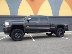"HCP 4x4 Vehicles - 2014 GMC SIERRA 1500 BDS 6"" SUSPENSION LIFT W/ FOX 2.0 SHOCKS - Image 3"