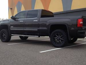 "HCP 4x4 Vehicles - 2014 GMC SIERRA 1500 BDS 6"" SUSPENSION LIFT W/ FOX 2.0 SHOCKS - Image 4"