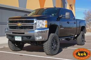 "HCP 4x4 Vehicles - 2009 CHEVROLET 2500 W/ BDS 7"" SUSPENSION - Image 2"