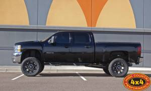 "HCP 4x4 Vehicles - 2009 CHEVROLET 2500 W/ BDS 7"" SUSPENSION - Image 3"