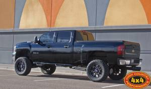 "HCP 4x4 Vehicles - 2009 CHEVROLET 2500 W/ BDS 7"" SUSPENSION - Image 4"