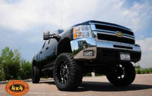 "HCP 4x4 Vehicles - 2009 CHEVROLET 2500 W/ BDS 7"" SUSPENSION - Image 5"