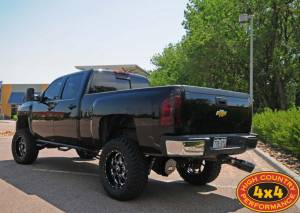 "HCP 4x4 Vehicles - 2009 CHEVROLET 2500 W/ BDS 7"" SUSPENSION - Image 8"