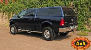 2012 DODGE RAM 2500 POWER WAGON W/ LEVELING KIT