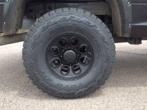 "HCP 4x4 Vehicles - 2015 RAM 2500 HD AEV 3"" SUSPENSION - Image 4"