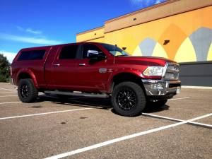 "RAM - DODGE RAM 2500/3500 Pickup Trucks 2014-2017 - HCP 4x4 Vehicles - 2014 RAM 2500 2.5"" LEVELING KIT"