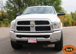 2012 RAM 2500 CARLI SUSPENSION