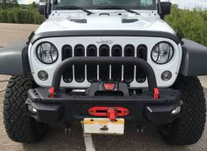 "HCP 4x4 Vehicles - 2016 JEEP JKU HARD ROCK EDITION AEV 2.5 DUAL SPORT SUSPENSION ON 33"" GOODYEAR DURATRACS - Image 5"