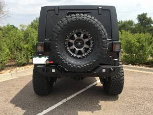 "HCP 4x4 Vehicles - 2016 JEEP JKU AEV 4.5"" SC SUSPENSION ON 37"" TOYO M/T'S & FUEL WHEELS WITH JCR ARMOUR - Image 22"